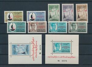 LO28641 Afghanistan centenary red cross fine lot MNH