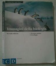 IMMAGINI DELLA BIOLOGIA. MODULO C+D - 2a EDIZIONE - CAMPBELL REECE - ZANICHELLI