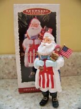 Hallmark 1996 Merry Olde Santa Claus Series Christmas Ornament