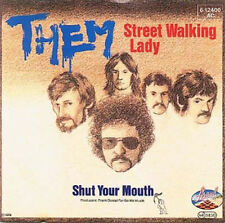 """THEM - Street Walking Lady 7"""" 45"""