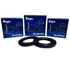 Kawasaki ZR750 Z750 07 - 10 Koyo Trasero Completo cojinete de rueda & Seal Kit