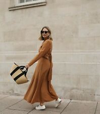 RAEY Tie-Back, Silk Polka Dot Dress. As Seen On Bloggers. RRP £595