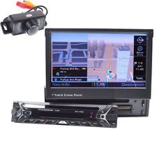 GPS Navigation Map 1DIN Car Stereo CD/DVD Player 7