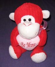 Red Death Of Love Monkey Ape Gorilla Be Mine C-3