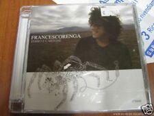 FRANCESCO RENGA FERRO E CARTONE CD NUOVO SIGILLATO