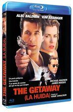 THE GETAWAY (1994) **Blu Ray B**  Alec Baldwin, Kim Basinger, James Woods