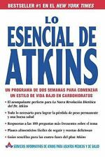 Lo Esencial de Atkins: Un programa de dos semanas para comenzar un est-ExLibrary
