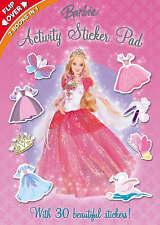 Barbie: Activity Sticker Pad (Flipover Activity Pads)