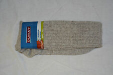 New Duray brand wool socks color gray #4012 ( bte#82)