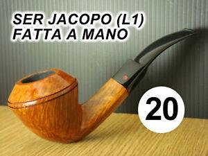 ESTATE PIPE- Pfeife -  N 20 SER JACOPO (L1) FATTA A MANO