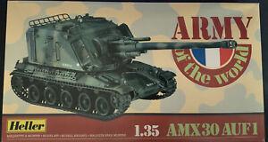 Heller  81129 Amx30 AUF1 1/35