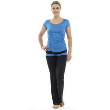 Leggings da donna blu Fitness
