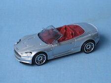 Matchbox aston martin dbs volante cabrio en argent jouet voiture modèle 1