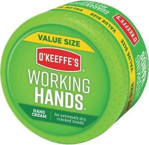 O'Keeffe'S® Working Hands Value Size Jar Hand Cream 193g