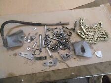 Kawasaki KX250F KX250 KX 250 2004 04 misc parts lot motor mounts bolts screws