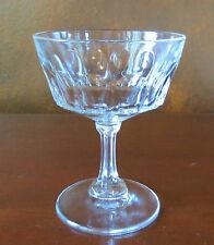 Cristal D'Arques Durand Arcoroc Petale Saucer Champagne Sherbet(s)
