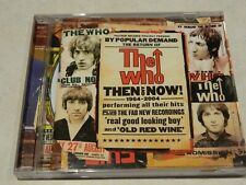 The Who Then & Now CD [Best Of]