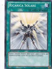 Ricarica Solare YU-GI-OH! SDLI-IT026 Ita COMMON 1 Ed.