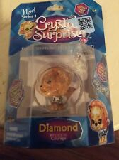 NEW Crystal Surprise Series 1 Diamond Lion Bracelet Mystery Charm Cra-Z-Art Pet