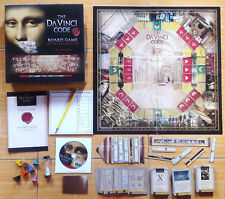 Columbia Pictures 2006 OFFICIAL The Da Vinci Code BOARD CARD GAME