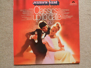 LP - James Last - Classics up to date