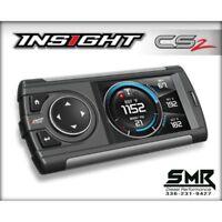EDGE CS2 INSIGHT Gauge Monitor for 1996-2018 Ford Powerstroke Turbo Diesel