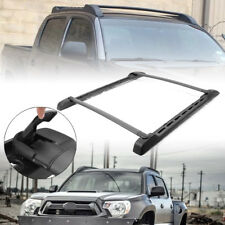 For 2005-2017 Toyota Tacoma Double Cab Top Roof Rack Side Rails Cross Bar