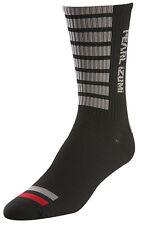 Pearl Izumi PRO P.R.O. Tall Cycling Socks Black Large (41-44, US 8-10)