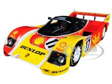 PORSCHE 962C #17 STUCK/ BELL NURNBERG 1987 LTD 1/18 CAR BY MINICHAMPS 155876517