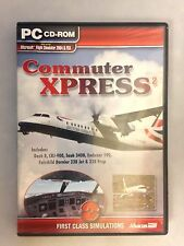 Commuter Xpress 2 The Collection Microsoft Flight Simulator Add on  2004 FS2004