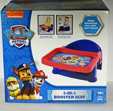 The First Years: Nickelodeon Paw Patrol ~3-in-1 Booster Seat ~ 6 M + ~ Nib