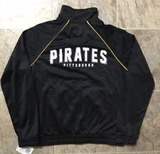 Pittsburgh Pirates MLB G-III CARL BANKS w/ Rhinestone Jacket Ladies/Womens M NEW