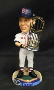 KEITH FOULKE 2004 BOSTON RED SOX WORLD SERIES LIMITED EDITION BOBBLEHEAD ZA632