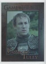 2014 Rittenhouse Game of Thrones Season 3 Foil #77 Edmure Tully Card 0a3