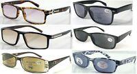 Multi Style Fashion Plastic Sun-Reader Sunglasses Reading Glasses +0.50~+4.00^^+