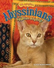 Abyssinians: Egyptian Royalty? (Cat-Ographies)