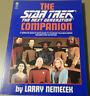 The Star Trek The Next Generation Companion by Larry Nemecek