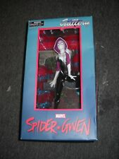 Marvel Gallery Spider Gwen Statue Diamond Select PVC Figure NEW