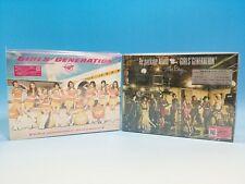 New CD+DVD Girls Generation SNSD JAPAN 1st & 2nd ALBUM The boys Girls & Peace