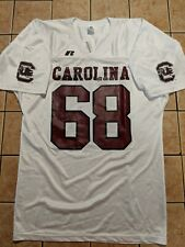 Travelle Wharton South Carolina Gamecocks Autographed Practice Jersey Rusell L