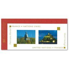 EMISSION COMMUNE (2006) ONU : monuments, patrimoine mondial