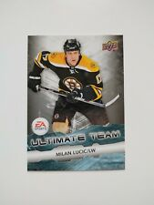 2011-12 Upper Deck Ultimate Team Card# EA8 Milan Lucic Boston Bruins