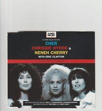 Cher,Clapton etc.- Love Can Build A Bridge UK cd single