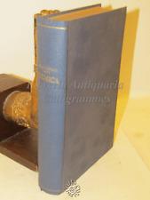 SCIENZA - Roberto Salvadori: Elementi di CHIMICA - Le Monnier 1912 ILLUSTRATO