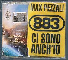883 MAX PEZZALI CI SONO ANCH'IO CD SINGOLO SIGILLATO!!!