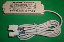 Paulmann N60 Elettronico Trasformatore alogeno 230V 11,5V 20-60W 2,5m m cavo