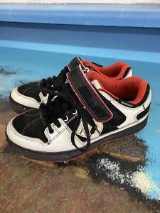 5.11 Minnaar Mountain Bike Shoes White/ Black/Red Mens: 9