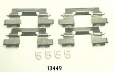 Better Brake Parts 13449 Front Disc Brake Hardware Kit