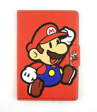 Super Mario Flip Leather Sleep Smart Cover Case for iPad Mini 1/2 /3 Retina 2