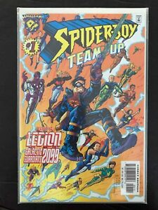 SPIDER-BOY TEAM-UP #1  MARVEL/DC COMICS 1997 NM-